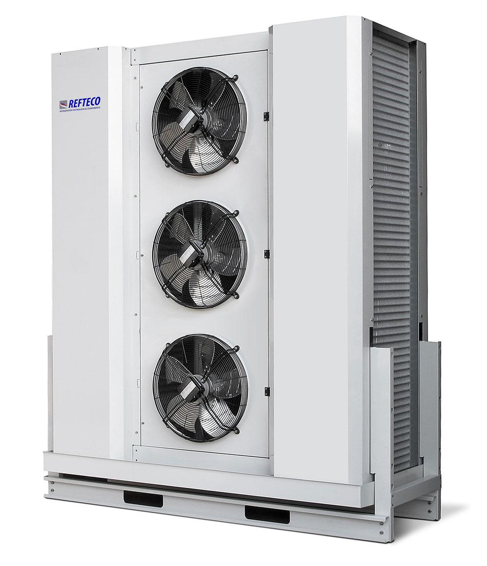 New blast freezer REV