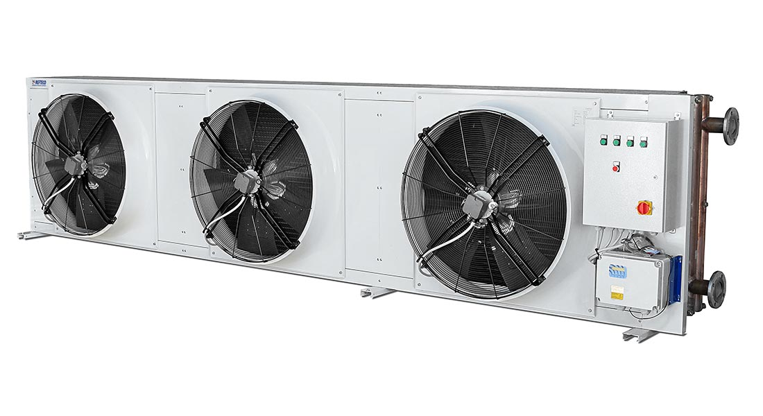Liquid Dry Coolers : Dry cooler rds rdl refteco