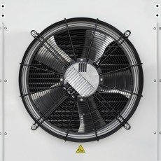 Particolare ventilatore
